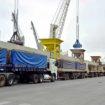 caminhões e navio – APPA