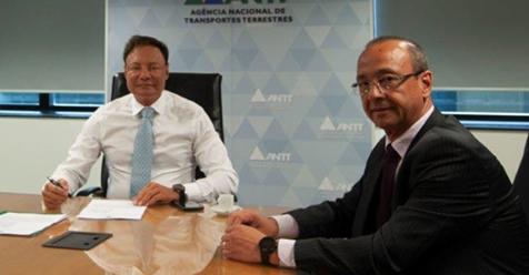 CNT e ANTT assinam Acordo de Cooperação Técnica