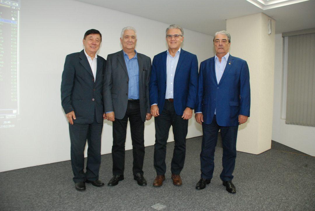 Presidente da Anfavea fala sobre desempenho do setor automobilístico no SETRANS