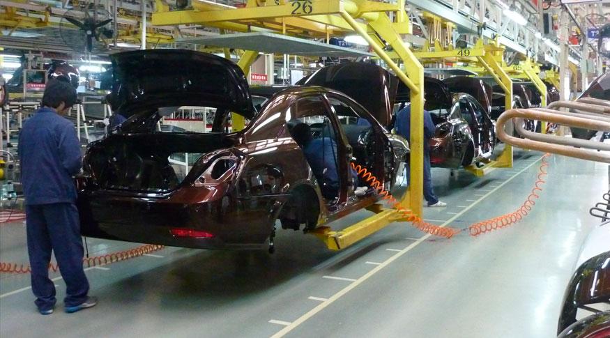 Anfavea: Produção de veículos cai 31,6% em 2020