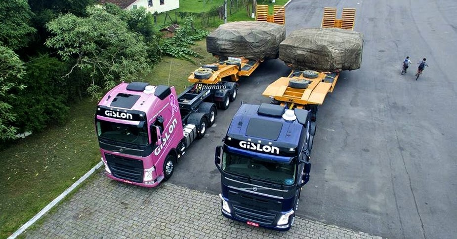 DNIT publica normas para transporte de cargas indivisíveis e excedentes