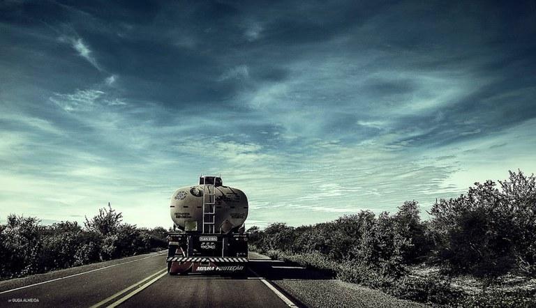 ANTT facilita transporte terrestre de oxigênio